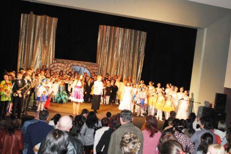 У Ніжині відбувся концерт присвячений святу Воскресіння Христового. + ФОТО