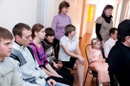 Святий Миколай в соціальному гуртожитку (ФОТО)